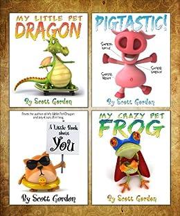 Four Fantastic Bedtime Stories for Children 3-6! by [Gordon, Scott]