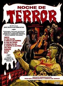 Noche De Terror: La Fuga del Mal / Lucifer / La Noche de los Demonios / La Tren de Terror / La Semilla del Mal / El Alimento de los Dioses / Evil Breed / Spirits / Dolls (10-Pack) [DVD]