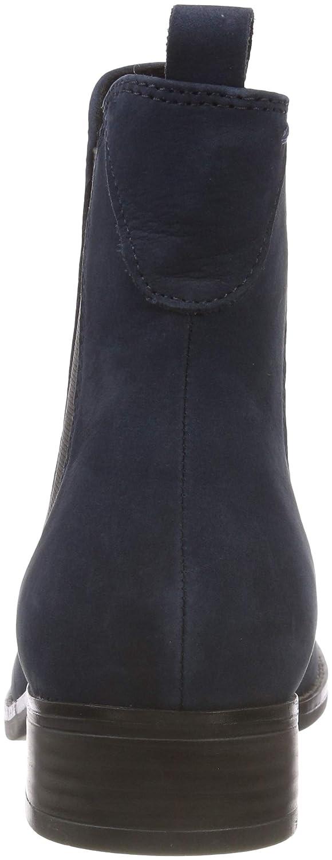 Caprice Damen Damen Damen 9-9-25317-21 Chelsea Stiefel Blau (Navy Nubuc 830) 8f58dc