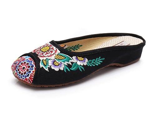 e155dd2c Sandalias Mujer/Sandalia con Pulsera para Mujer/La Primavera y el Verano,  China
