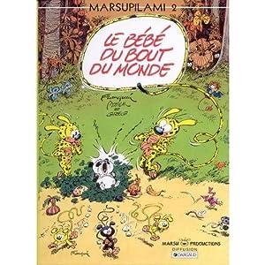 """Afficher """"Marsupilami n° 2 Le Bébé du bout du monde"""""""
