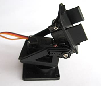 Kamera MG 90s Servo PT Mini Kunststoff Pan Tilt mit SG 90
