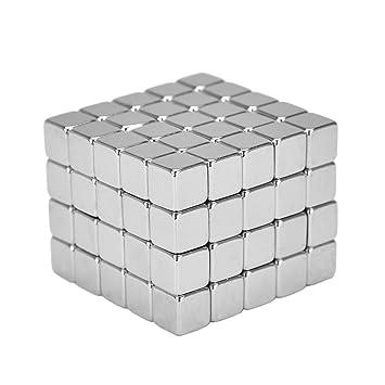 competitive price sports shoes uk store Néodyme Super aimant cubes 5 x 5 x 5 mm [100 pièces] aimants très puissants  pour panneaux magnétiques en verre, panneau magnétique, tableau blanc, ...