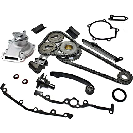 Amazon Com Timing Chain Kit For 9395 98 Nissan Sentra Automotive