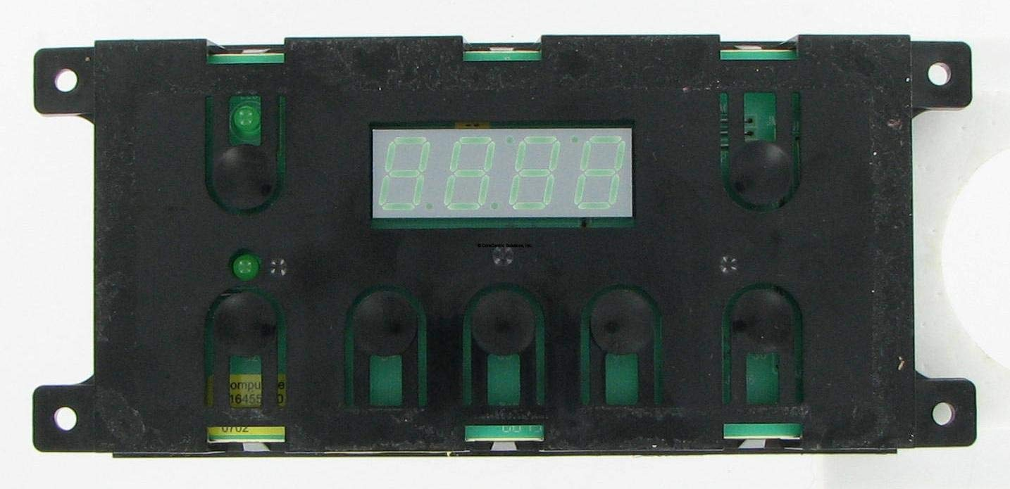Frigidaire/Crosley 316455410 Range Clock/Timer Board (Renewed)