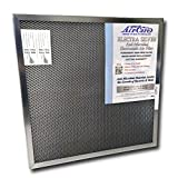 Air-Care 20x20x1 Electrostatic Washable Permanent A/C Air Furnace Filter