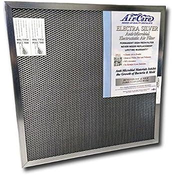 Amazon Com Electrostatic Air Furnace Filter Flexible