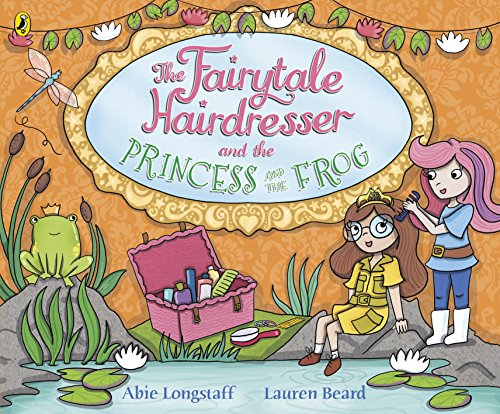 The Fairytale Hairdresser and the Princess and the Frog (The Princess And The Frog Witch Doctor)