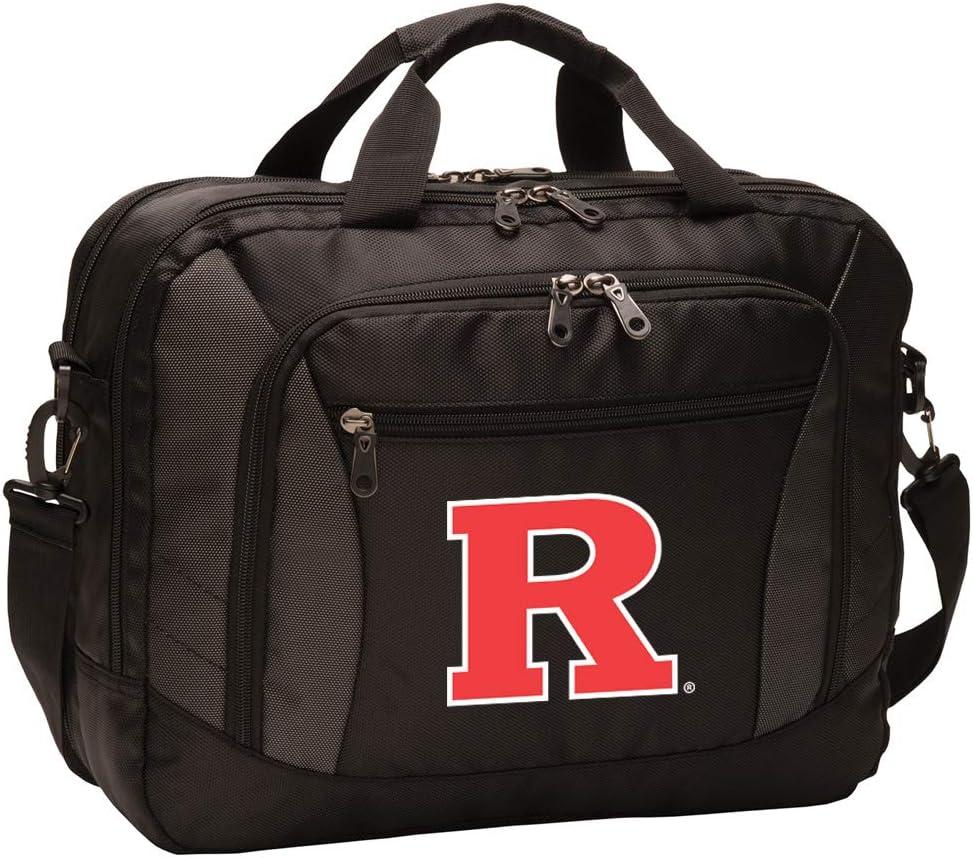 Broad Bay Deluxe Rutgers University Laptop Bag RU Messenger Bags