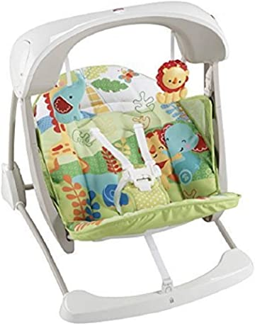 Fisher-Price Rainforest Take Along Swing and Seat Set cb2b276cb