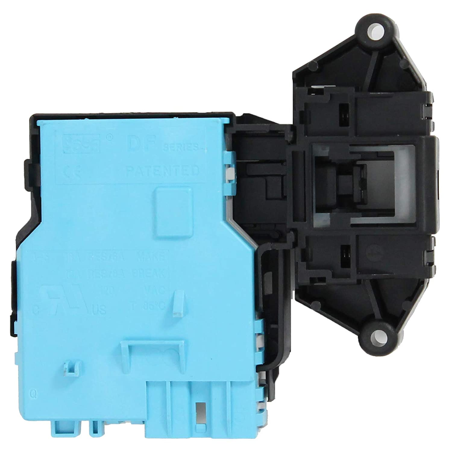 Compatible with 6601ER1004C Washing Machine Door Switch and Lock Assembly EBF49827801 Washer Door Lock Replacement for LG WM2455HW