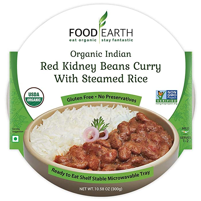 The Best Organic Curry Food