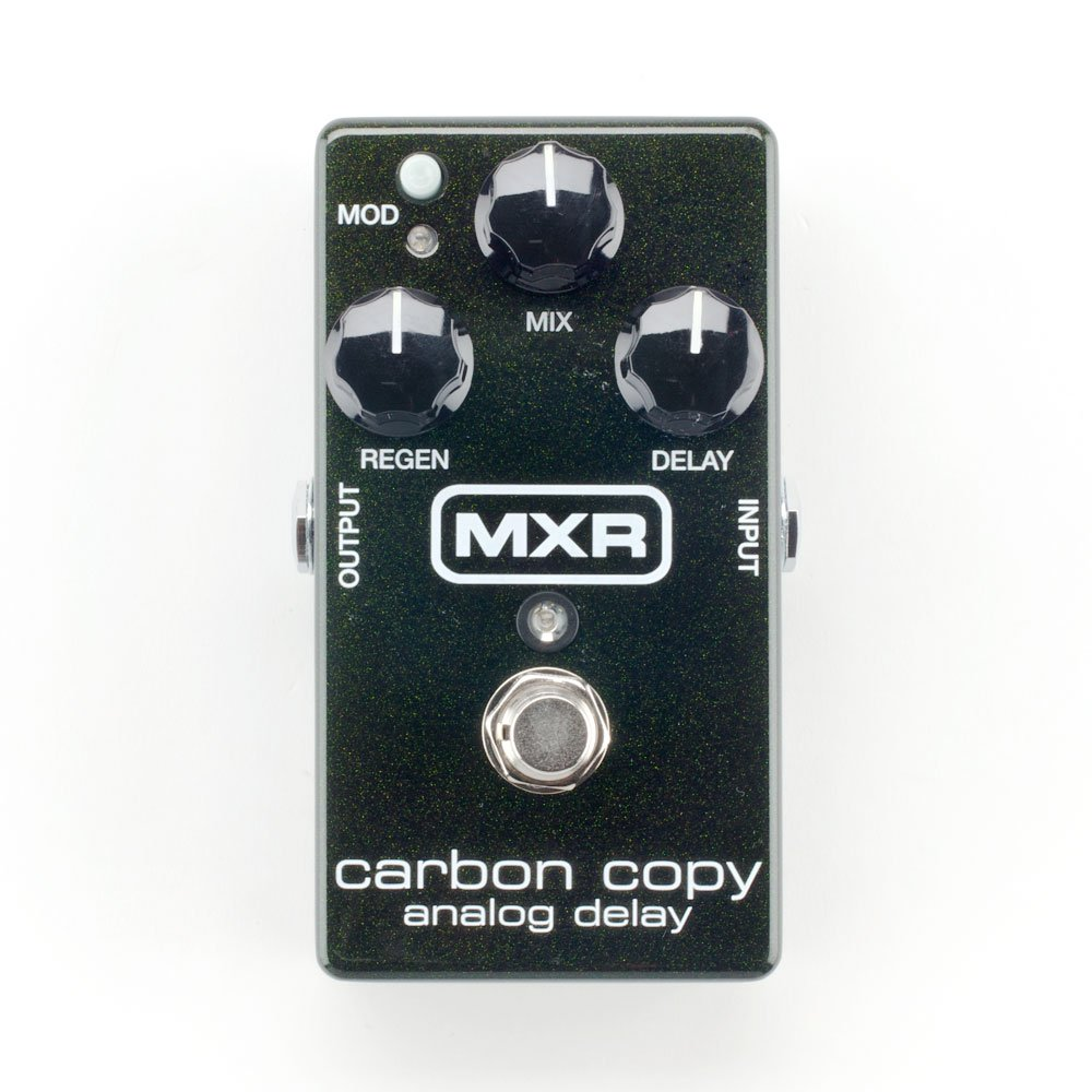 Dunlop MXR M169 Carbon Copy Analog Delay PE-BF9H-ZKQ6