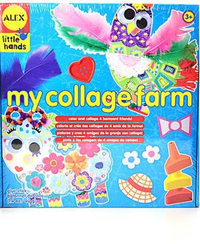 Alex Toys My Collage Farm Kit 1 pcs sku#