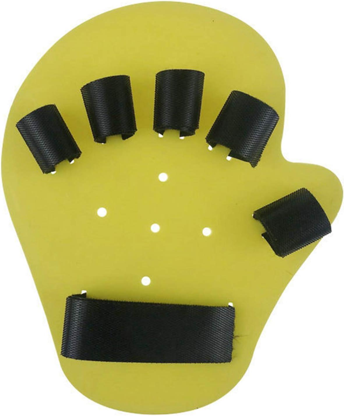 ortesis de muñeca del dedo para niños, dispositivos de rehabilitación de trazos, extensión, tabla de entrenamiento ortopédica para muñeca, traje ortopédico para dedos para niños de 5 a 11 años