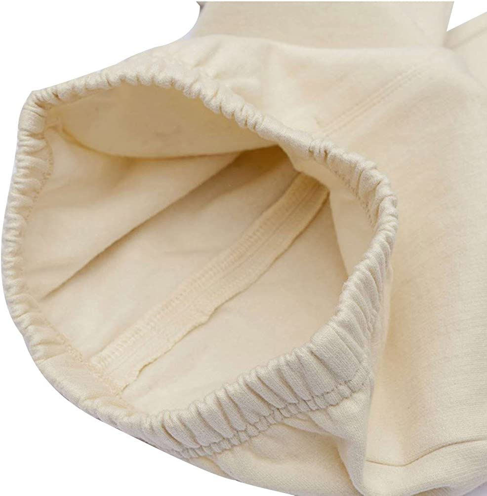 Naturecolored baby Pants certificated organic cotton