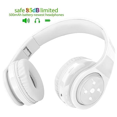 Amazon Com 2018 New Bluetooth Headphones For Kids 85db Volume