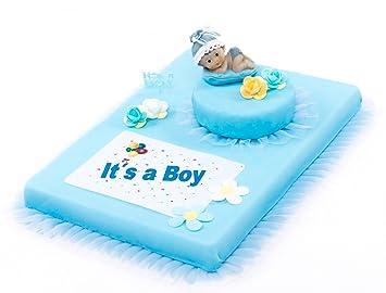 Torten Deko Set 1 Geburtstag Junge 2 Teilig Kuchendeko Tortenfigur