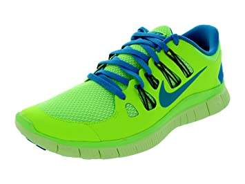 ff71876b7fba Nike Free 5.0+ Mens Running Trainers 579959 340 Sneakers Shoes Plus (UK 7.5  US