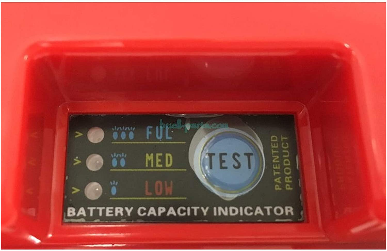 JMT HJT9B-FP Lithium Motorrad Batterie f/ür YFZ 450 W Baujahr 2007
