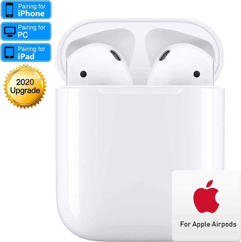 kabellose Kopfh/örer Sportkopfh/örer,3D-Stereo-Rauschunterdr/ückung Bluetooth Kopfh/örer geeignet f/ürAndroid//iPhone//Apple AirPods Pro//Airpods//Samsung