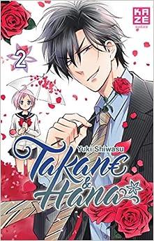 Book's Cover of Takane & Hana T02 (Français) Broché – 24 août 2016