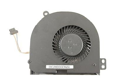 New CPU Cooling Fan for Dell Latitude E5440 E5540 Laptop 87XFX 087XFX