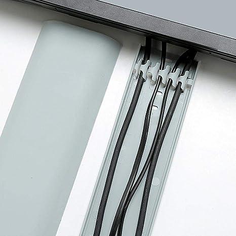 KOBWA - Cubiertas de Cable Autoadhesivas, Sistema de gestión de Cables para Maletero DE 11