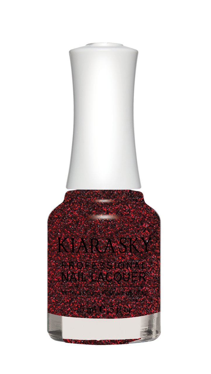 Kiara Sky Fast Dry Top Coat Nail Lacquer 15 ml
