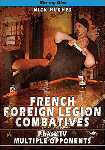 FRENCH FOREIGN LEGION  COMBATIVES Phase 4, Multiple Opponents [Blu-ray]