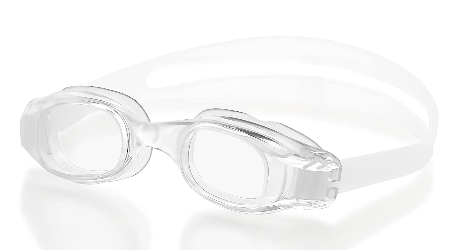 984aabac554 Swimming Goggles for Kids and Early Teens (ages 7-12) - Universal Leak  Resistant Eye Fit