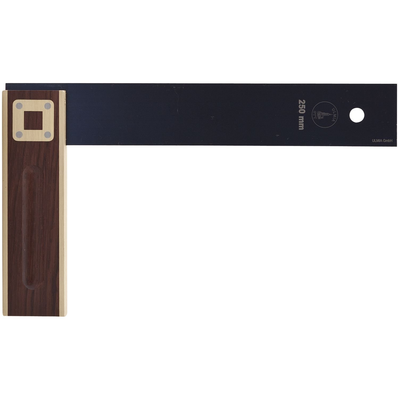 Pr/äzisions-Winkel 600 mm Kopfst/ück aus Palisanderholz