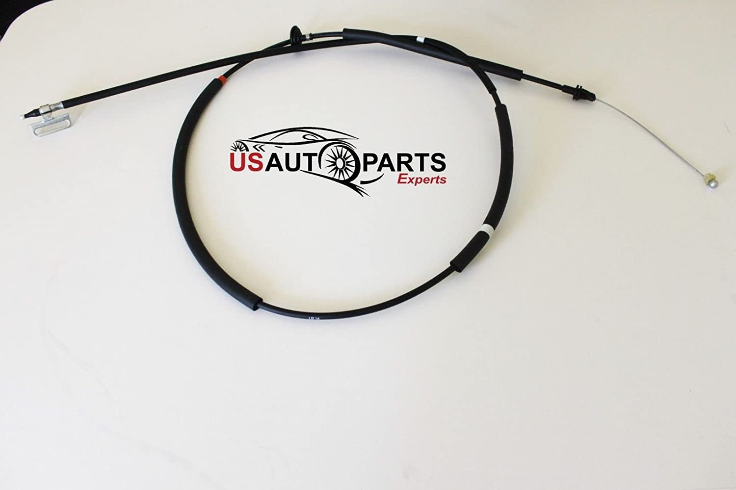 QTY1, 8-97122-493-4 Accelerator Cable Engine Control For ISUZU Gas V8 5.7L NPR NPR-HD OEM