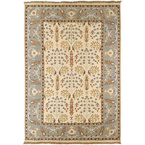 9x12 New Nourison Nourmak Hand Knotted Wool Reversible: Amazon.com: Surya Sonoma SNM-9008 Classic Hand Knotted 100