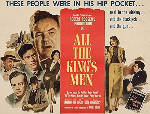 Amazon.com: All The King's Men - 1949 - Movie Poster: Posters & Prints