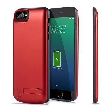 Cofuture Funda Batería para iPhone 7 Plus/8 Plus/6 Plus/6S Plus, Capacidad Grande con 8000mAh 200% Batería Extra Cargar Recargable Batería Rápido ...