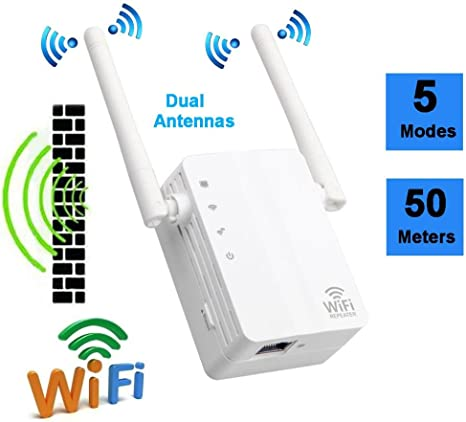300Mbps Wireless-N Range Extender WiFi Repeater Extender Network Router Booster