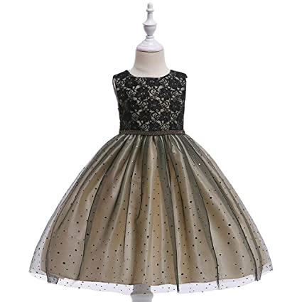 814b3757a Image Unavailable. Image not available for. Color: Voberry Baby Girls  Toddler Floral Princess Dress ...