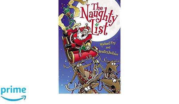 The Naughty List: Amazon.es: Michael Fry, Bradley Jackson ...