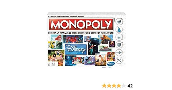 Monopoly Disney C2116103: Amazon.es: Juguetes y juegos