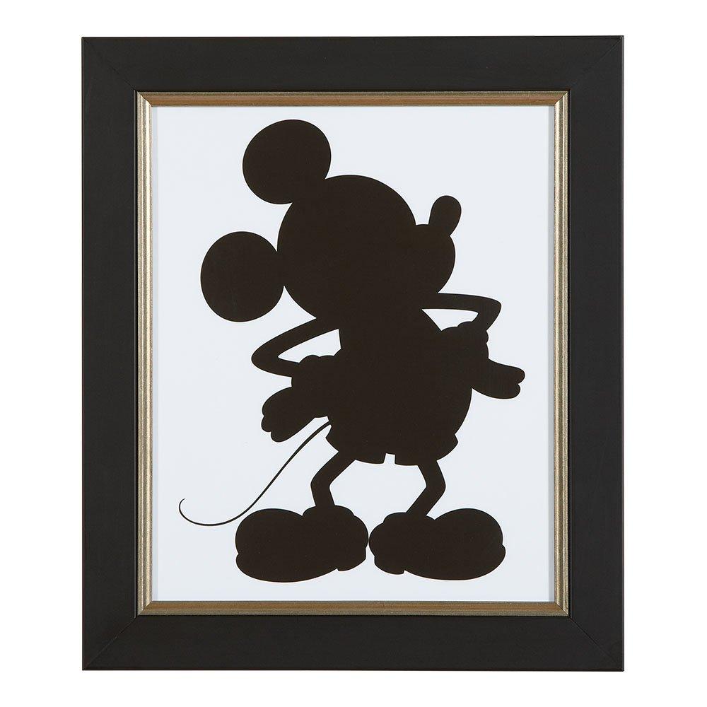 Ethan Allen | Disney Mickey Mouse Silhouette II by Ethan Allen