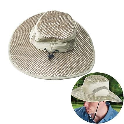 71dd43878 Amazon.com : 2019 New Sunscreens Cooling Hat - Summer Sun Hat ...