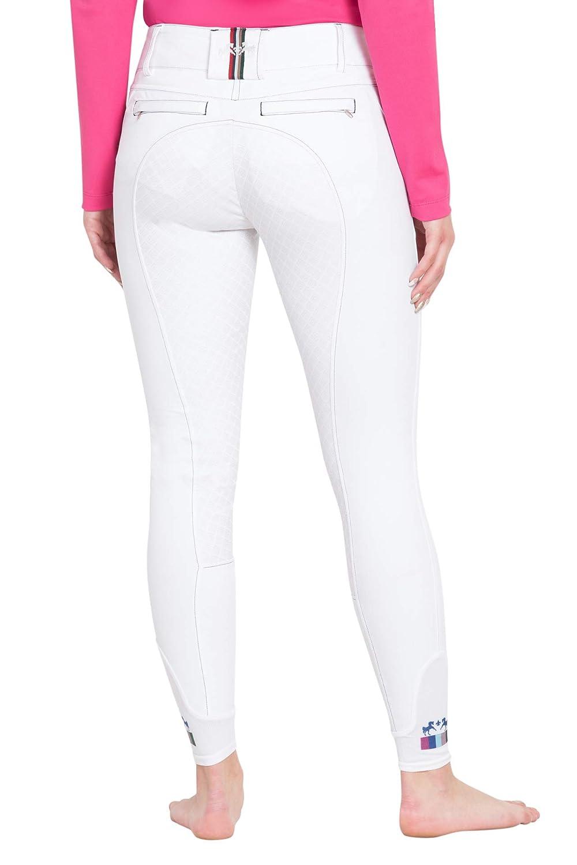 Equine Couture Ladies Beatta Silicone Full Seat Breeches JPC Equestrian Inc 110646-15//24