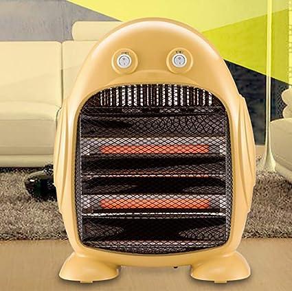 Amazon.com: DW&HX Portable Electric Space Heater for Bedroom, Mini ...