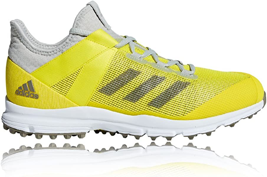 check out 9706d 43bf0 Zone DOX Hockey Shoes - SS19 Yellow. Back. Double-tap to zoom