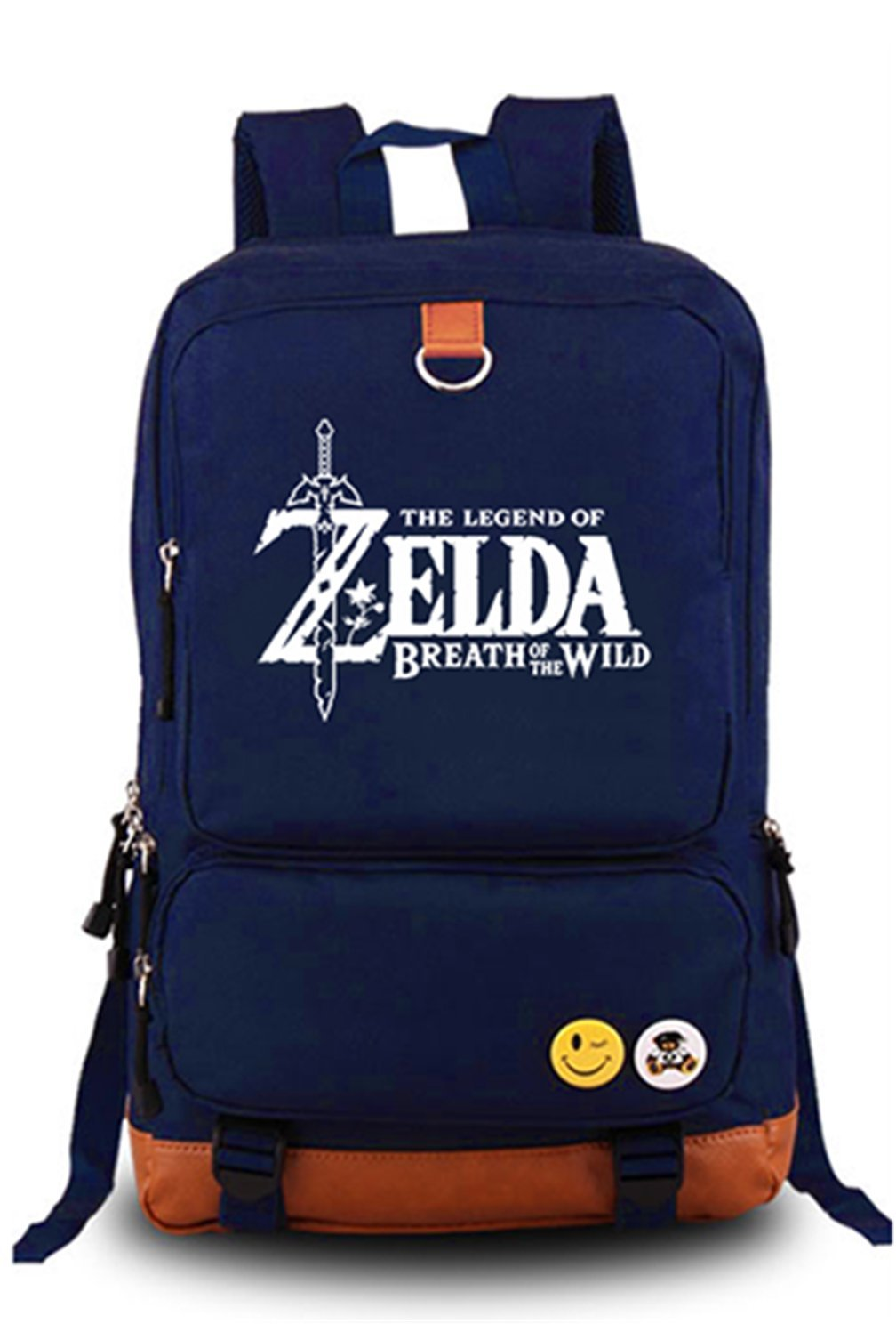 526dae328583 YOYOSHome Luminous Anime The Legend of Zelda Cosplay Bookbag College ...