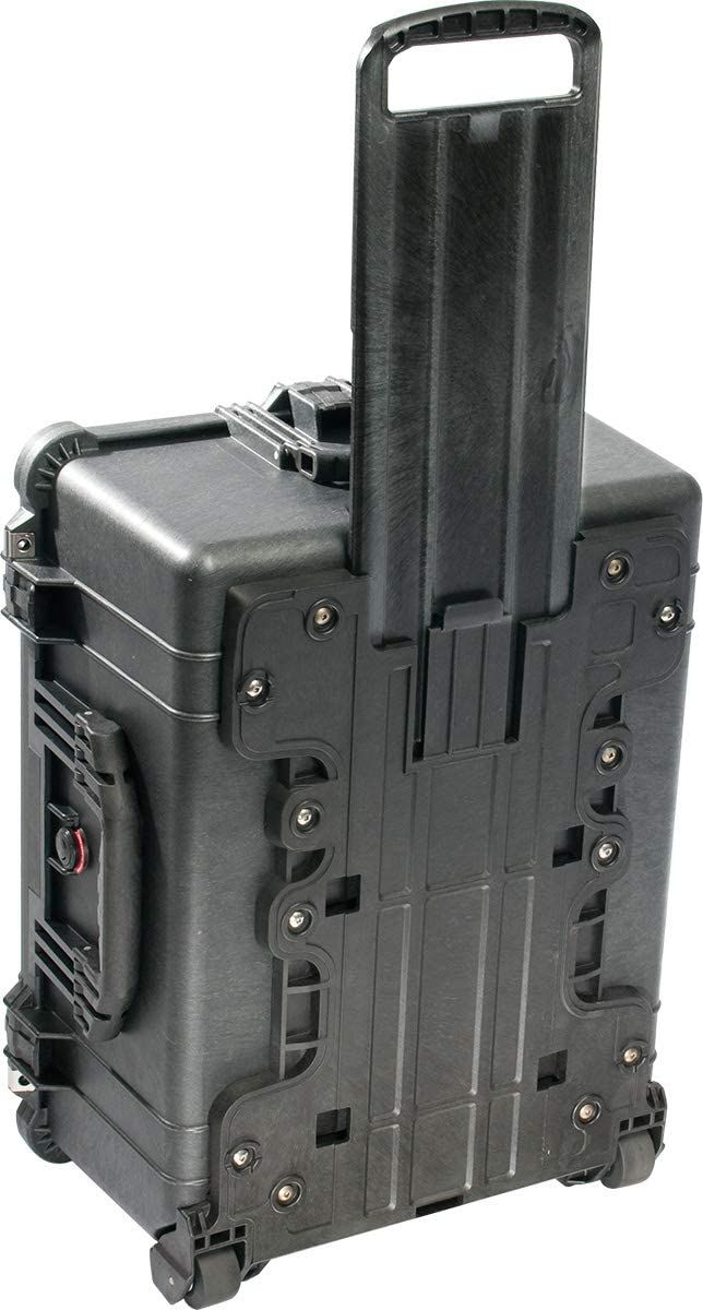 Black Pelican 1610 Case With Foam Model:1610-020-110