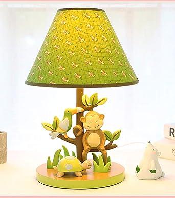 Decoration Animale Resine Lampe De Table Salon Etude Chambre Lampe