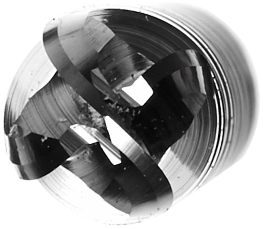 4 Flute Extra Long 4 Overall Length Kodiak Cutting Tools KCT138356 USA Made Solid Carbide End Mill 1//4 Shank 1//4 Diameter 1-1//2 Length of Cut