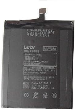 Todobarato24h Bateria LETV X800 Pro 1 LeECO LT55A 3000mAh Li-Ion: Amazon.es: Electrónica